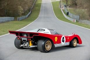 @1966 Ferrari Dino 206 S Spider - 12