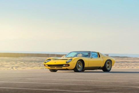 @1971 Lamborghini Miura P400 SV by Bertone-4912 - 26