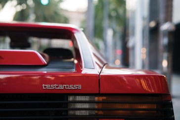 @1986 Ferrari Testarossa 'Flying Mirror' - 12