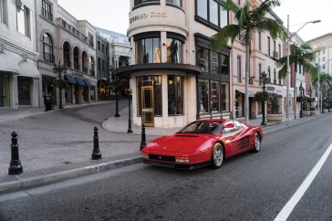 @1986 Ferrari Testarossa 'Flying Mirror' - 2