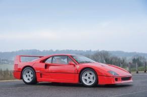 @1989 Ferrari F40 - 4