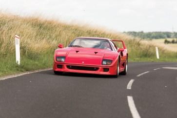 @1990 Ferrari F40-3 - 26