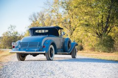 @1930 Cadillac V-16 Roadster by Fleetwood - 10
