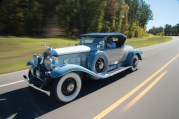@1930 Cadillac V-16 Roadster by Fleetwood - 16