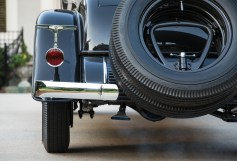 @1930 Cadillac V-16 Roadster by Fleetwood-black - 17