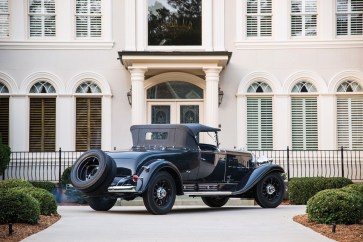 @1930 Cadillac V-16 Roadster by Fleetwood-black - 22