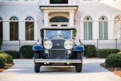 @1930 Cadillac V-16 Roadster by Fleetwood-black - 7