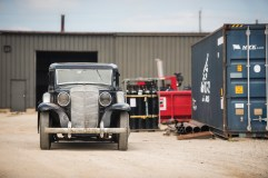 @1933 Marmon Sixteen Five-Passenger Sedan by LeBaron - 1