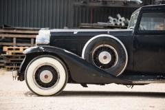 @1933 Marmon Sixteen Five-Passenger Sedan by LeBaron - 6