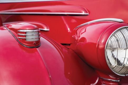 @1938 Cadillac V-16 Convertible Coupe by Fleetwood-2 - 19