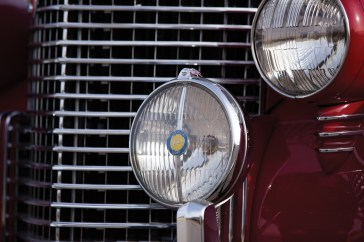 @1938 Cadillac V-16 Convertible Coupe by Fleetwood-2 - 28