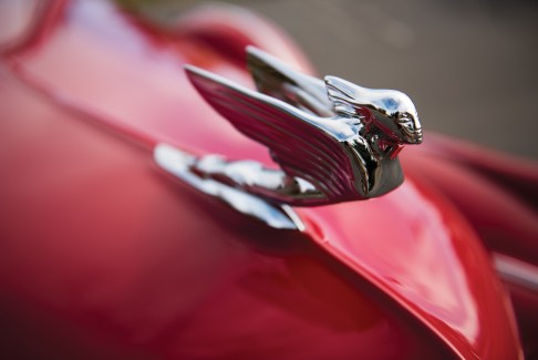 @1938 Cadillac V-16 Convertible Coupe by Fleetwood - 22