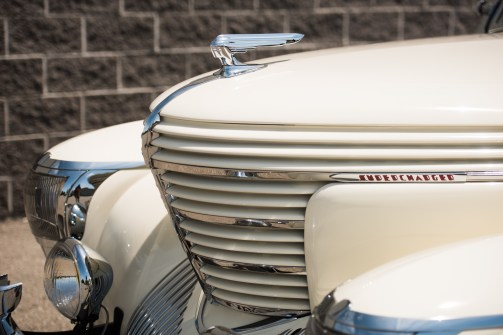 @1938 Graham 97 Supercharged Cabriolet by Saoutchik - 1