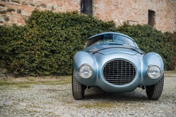 @1950 Ferrari 166 MM-212 Export Uovo by Fontana - 17