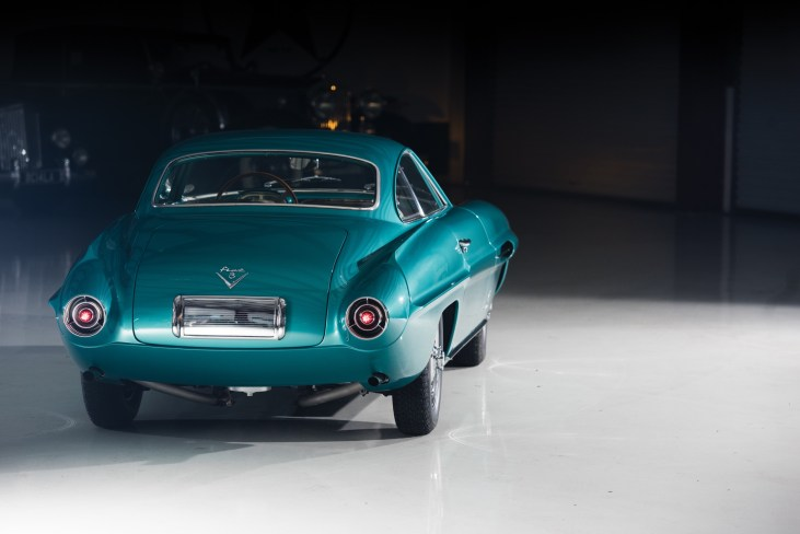 @1953 Fiat 8V Supersonic by Ghia - 15