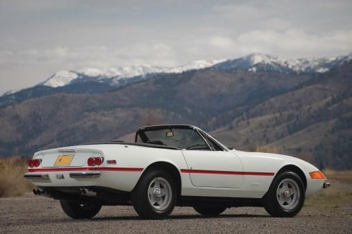@1971 Ferrari 365 GTB 4 Daytona Spyder-14543 - 6