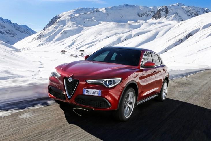@Alfa Romeo Stelvio - 6
