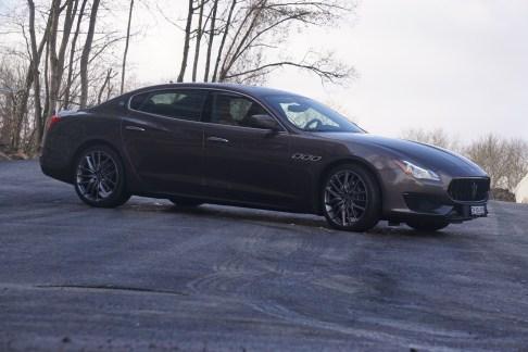 @Maserati Quattroporte SQ4 - 16