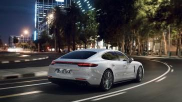 @Porsche Panamera Turbo S E-Hybrid - 2