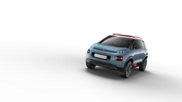 @citroen c-aircross concept - 10