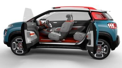 @citroen c-aircross concept - 13