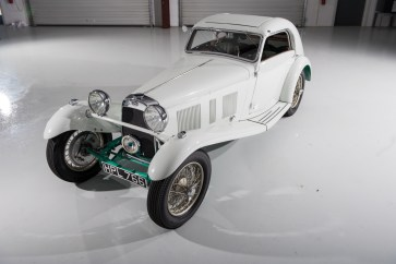 @1938 H.R.G. Airline Coupe by Crofts - 1