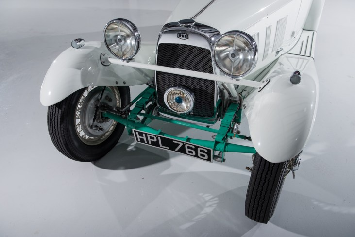 @1938 H.R.G. Airline Coupe by Crofts - 2