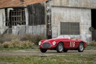 @1950 Ferrari 166 MM Barchetta Touring - 12