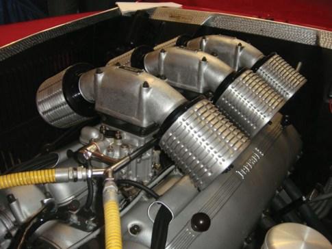 @1950 Ferrari 166 MM Barchetta Touring - 20