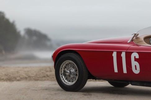 @1950 Ferrari 166 MM Barchetta Touring - 26
