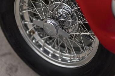 @1950 Ferrari 166 MM Barchetta Touring - 30