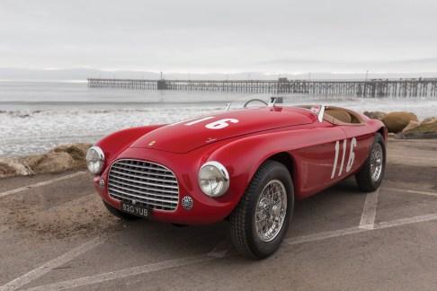@1950 Ferrari 166 MM Barchetta Touring - 31