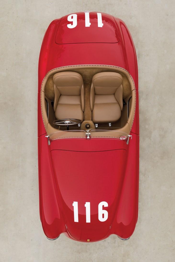 @1950 Ferrari 166 MM Barchetta Touring - 5