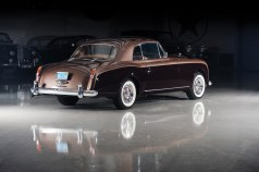 @1958 Bentley S1 Continental Fixed Head Coupe Park Ward - 9