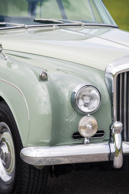@1961 Bentley S2 Continental Sports Saloon by H.J. Mulliner - 3