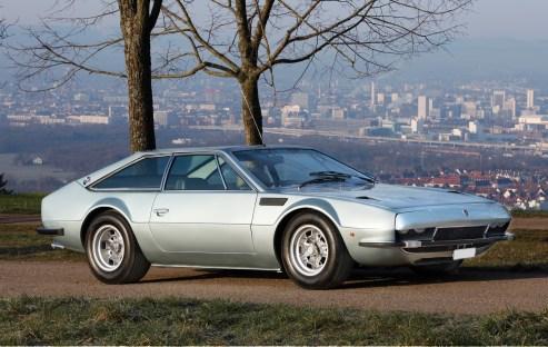 @1970 Lamborghini Jarama 400 GT by Bertone - 4