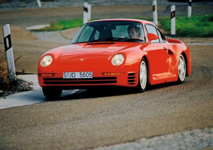 @Porsche 959 - 2