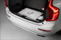Autonomous Driving Brain in Volvo's XC90 Drive Me car