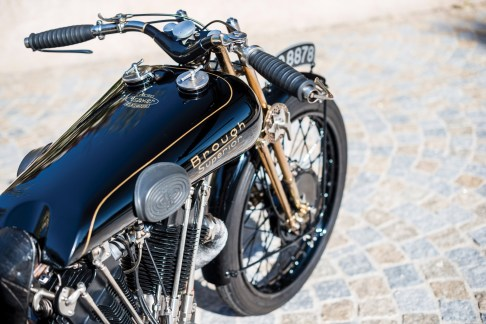 @1928 Brough Superior SS100 Moby Dick - 19