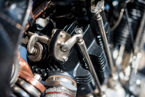 @1928 Brough Superior SS100 Moby Dick - 27