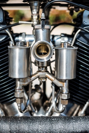 @1928 Brough Superior SS100 Moby Dick - 8