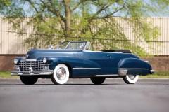 @1947 Cadillac Series 62 Convertible Coupe - 10