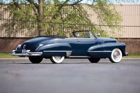 @1947 Cadillac Series 62 Convertible Coupe - 7