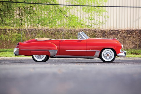 @1948 Cadillac Series 62 Convertible Coupe - 7
