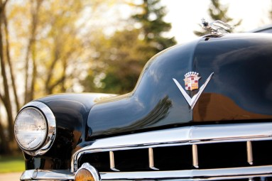 @1949 Cadillac Series 62 Convertible Coupe - 13
