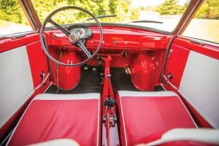 @1958 Autobianchi Bianchina Transformabile Series I-2 - 23