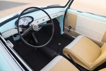 @1959 Autobianchi Bianchina Transformabile Series II - 16