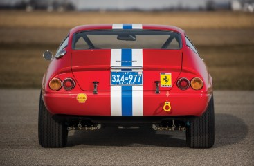 @1971 Ferrari 365 GTB-4 Daytona Berlinetta Competizione Conversion-14115 - 25