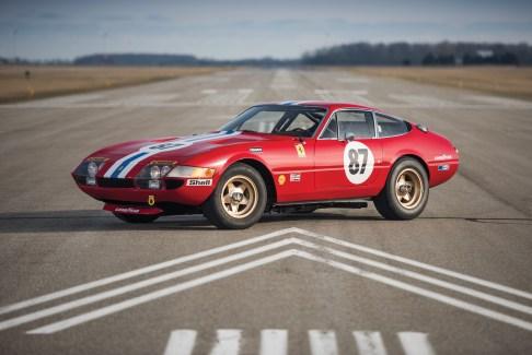 @1971 Ferrari 365 GTB-4 Daytona Berlinetta Competizione Conversion-14115 - 5