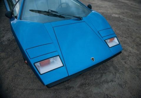 @1976 Lamborghini Countach LP 400 'Periscopio' Bertone-1120172 - 28